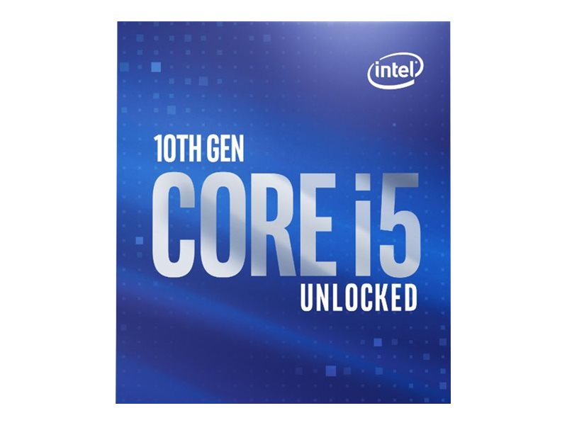 Intel Core i5-10600K 6 Kerner 4.1 GHz