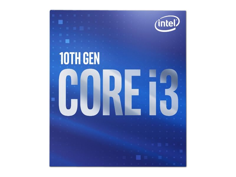 Intel Core i3-10100 3.6GHz
