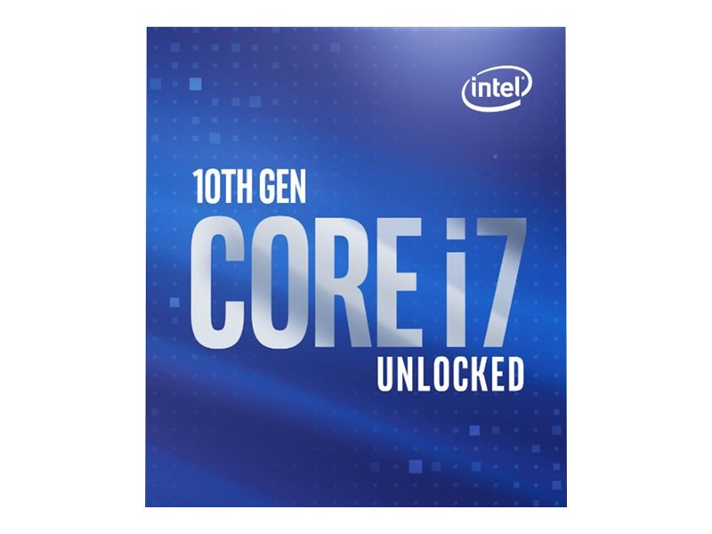 Intel Core i7-10700K 8 Kerner 3.8 GHz
