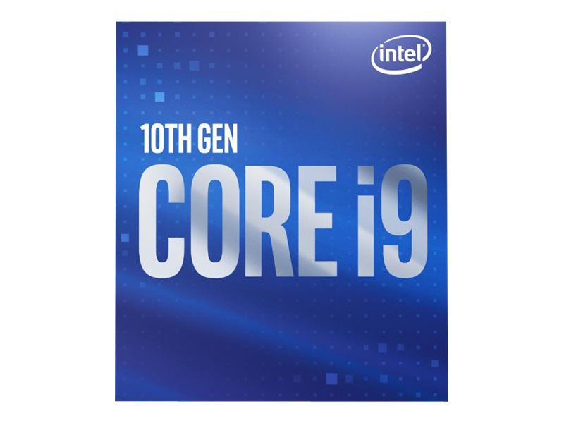 Intel Core i9-10900 10 Kerner 2.8 GHz