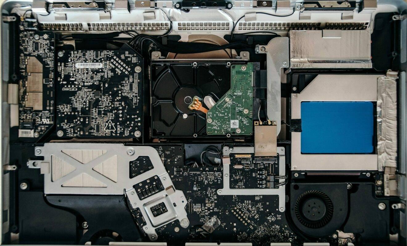 Computer rensning
