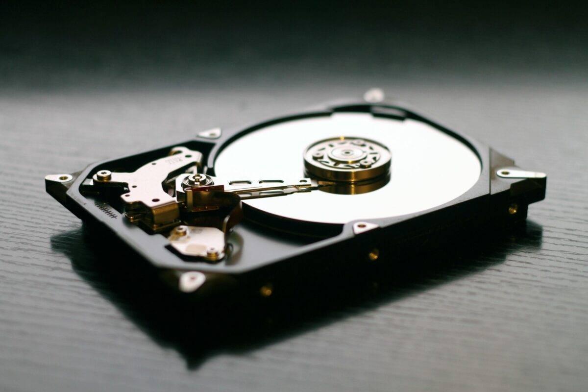 Virus på harddisk